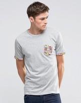 Brave Soul Pinup Pocket T-shirt