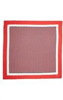 Armani Collezioni Women's Tweed Print Silk Scarf