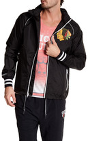Mitchell & Ness NHL Blackhawks Ripstop Windbreaker