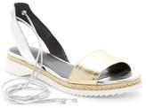 Rebecca Minkoff Lindy d&Orsay Ankle Wrap Sandal