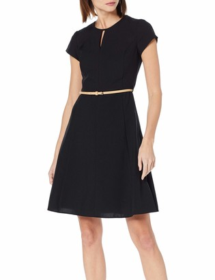 Dorothy Perkins Women's Fit and Flare Dress