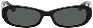 Han Kjobenhavn Black 2650 Frame Sunglasses