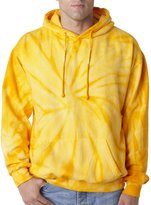 Tie-Dye 8.5 oz. Tie-Dyed Pullover Hood S