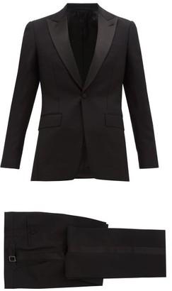 Burberry Mohair-blend Tuxedo - Black