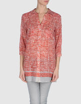 Piazza Sempione Shirts with 3/4-length sleeves