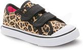Keds Leopard Hook & Loop Sneaker
