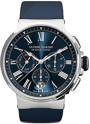Ulysse Nardin Marine Chronometer Annual Calendar 43mm