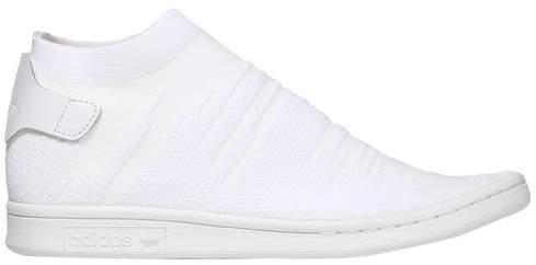 a085b1cd9e9 White Adidas High Tops - ShopStyle UK