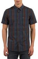 Volcom Men's Hugo Plaid Shirt