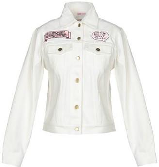 Olympia Le-Tan Denim outerwear