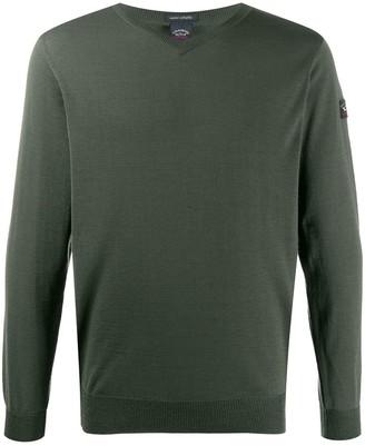 Paul & Shark V-neck knit sweater