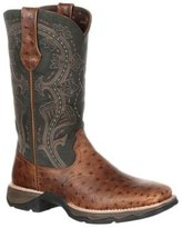 Durango Lady Rebel Women's Ostrich Embossed Pull-On Western Boot DRD0149