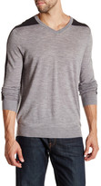 Vince V-Neck Wool Sweater