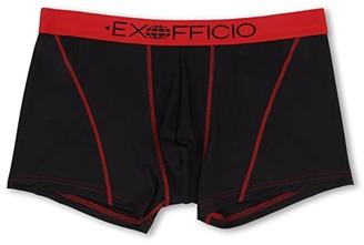 Exofficio Give-N-Go(r) Sport Mesh 3 Boxer Brief (Black) Men's Underwear