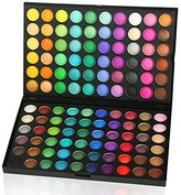 ACEVIVI Professional 120 Colors Women Cosmetics Set Primer Eyeshadow Concealer Makeup Palette Matte Shimmer (FBA)