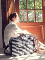 Wardrobe 3d Carryon Travel Bag Stripe