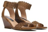 XOXO Women's Sadler Wedge Sandal