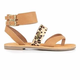 Les Tropéziennes Women's Puerto Ankle Strap Sandals