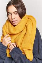 Forever 21 Oversized Knit Scarf