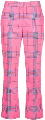 Tanya Taylor Dallas cropped trousers