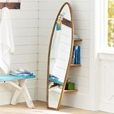 Surfboard Storage Mirror, Tuscan