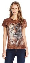 The Mountain Junior's Tiger Splash Graphic T-Shirt