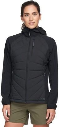 Outdoor Research Refuge Hybrid Hooded Jacket - Women's