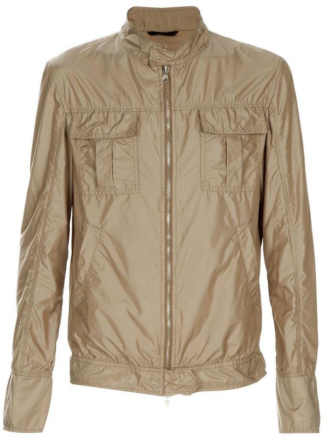 Daniele Alessandrini Zipped jacket