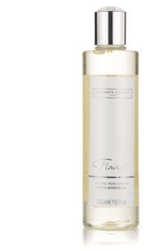 The White Company Flowers Bath & Shower Gel, No Colour, One Size