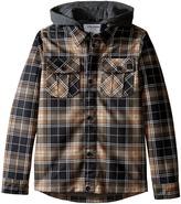 Volcom Pagoda Flannel Jacket (Big Kids)