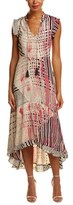 Plenty by Tracy Reese Printed Maxi Dress.