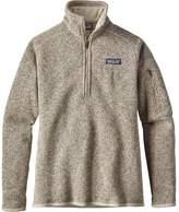 Patagonia Better Sweater 1/4-Zip Fleece Jacket