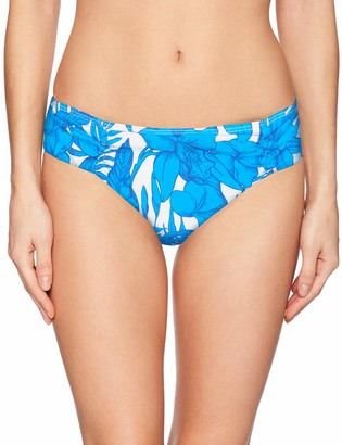 Athena Women's Shirr Side Hipster Swimsuit Bikini Bottom