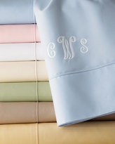 Sferra Queen Fitted Sheet, Plain