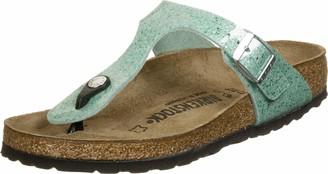Birkenstock Tongs Gizeh Birko-flor Cosmic Sparkle Mineral Womens Sandal