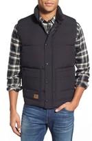 Schott NYC Men's Waterproof Down Vest