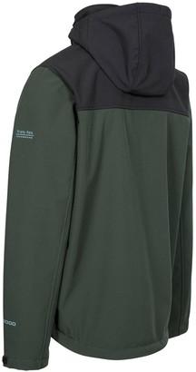 Trespass Hebron Soft Shell Jacket- Olive