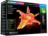 Laser Pegs 4-in-1 Plane Kit