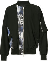 Yang Li MA-1 jacket