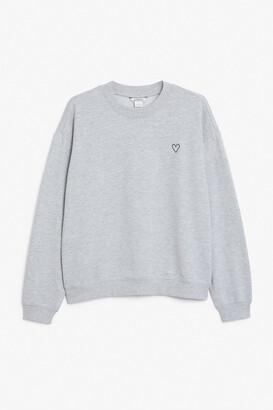 Monki Loose-fit sweater