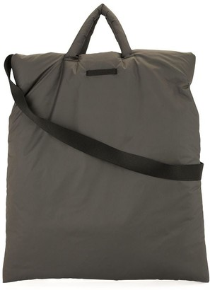 Our Legacy Pillow padded tote bag