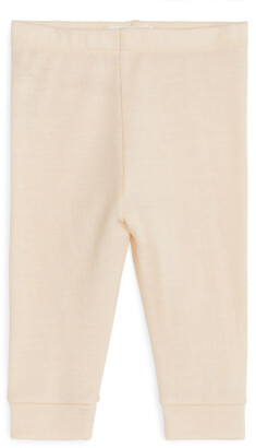 Arket Merino Wool Leggings