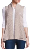 Splendid Knit Open-Front Vest