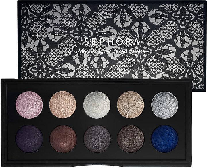 Sephora Moonshadow Baked Palette - In the Dark