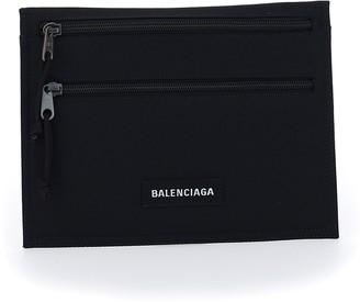 Balenciaga Explorer Strap Pouch Bag