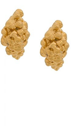 Imogen Belfield Nugget stud earrings