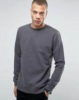 Dr Denim Smith Oversized Sweatshirt
