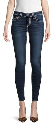 True Religion Halle Super T Super Skinny Ankle Jeans