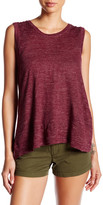 Willow & Clay Split Back Knit Tank