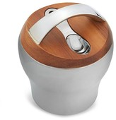 Nambe Bulbo Coffee Canister